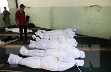 Yemen: Tên lửa rơi trúng thành phố Taez, 22 người thiệt mạng