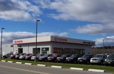 Toyota dẫn đầu về doanh số bán ôtô toàn cầu chín tháng qua