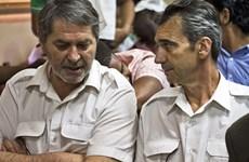 Pháp từ chối dẫn độ hai phi công sang Cộng hòa Dominicana