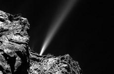 Phát hiện một lượng lớn oxy trên sao Chổi mang ký hiệu 67P