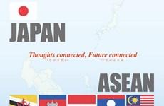 ASEAN-Nhật Bản cam kết thúc đẩy hợp tác trên nhiều lĩnh vực