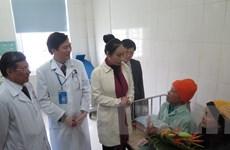 Không lập khoa Ung bướu tại bệnh viện Nghệ An là đúng chủ trương