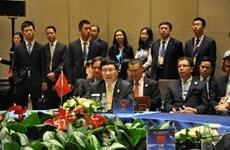 Sử dụng bền vững nguồn nước sông Mekong là ưu tiên khu vực