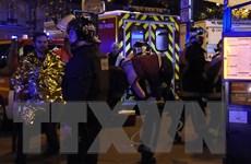 Thủ tướng Anh, Đức triệu tập họp khẩn sau vụ khủng bố Paris