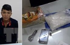 Công an Hải Phòng phá nhanh vụ án vận chuyển 1kg ma túy đá