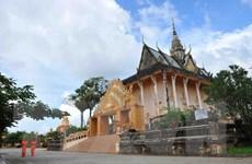 [Photo] Chùa Xiêm Cán - ngôi chùa cổ và đẹp nhất ở Bạc Liêu