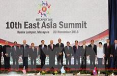 Hội nghị Cấp cao Đông Á EAS thảo luận các vấn đề thời sự quan trọng