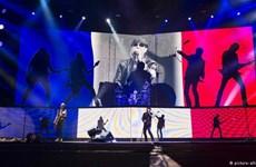 Scorpions - ban nhạc quốc tế đầu tiên diễn ở Pháp sau vụ khủng bố