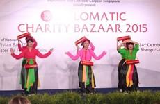 Văn hóa ẩm thực truyền thống độc đáo tại ASEAN Gala Night 2015