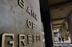 Giải ngân khoản tái cấp vốn cuối cùng cho các ngân hàng Hy Lạp