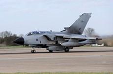 Đức bắt đầu triển khai máy bay Tornado đầu tiên chống IS
