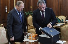 Nga sẽ cùng các chuyên gia nước ngoài phân tích hộp đen Su-24