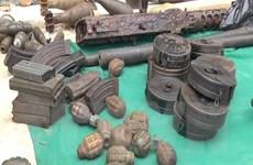 Đồng Nai: Tiêu hủy gần 2.000 vũ khí thô sơ, công cụ hỗ trợ