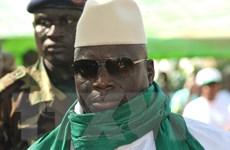 Tổng thống Yahya Jammeh tuyên bố Gambia là một nước Hồi giáo