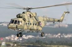 Số trực thăng quân sự của Nga ngang bằng thời Liên Xô cũ