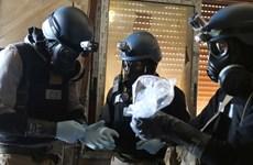 OPCW: Khí độc sarin được dùng trong các cuộc tấn công ở Syria