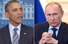 Tổng thống Mỹ-Nga điện đàm về tình hình tại một loạt điểm nóng