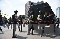 """IS đưa """"cảnh báo chứa ẩn ý"""" trước các vụ khủng bố ở Jakarta"""