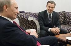Leonardo DiCaprio muốn đóng vai Tổng thống Nga Vladimir Putin