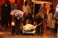 [Video] Burkina Faso xác định danh tính 22 nạn nhân vụ khủng bố
