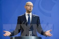 Ukraine không loại trừ khả năng cách chức Thủ tướng Yatsenyuk