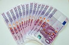 ECB cân nhắc bỏ tờ 500 euro do lo ngại bị tội phạm lợi dụng