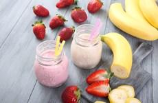 Một số công thức sinh tố giàu chất xơ tốt cho việc giảm cân