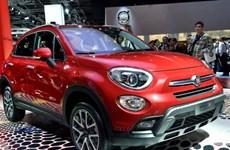 Hãng sản xuất xe hơi Fiat công bố giá bán mẫu 500X tại Mỹ