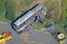 Nga: Tai nạn ôtô thảm khốc khiến 15 người thiệt mạng