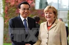 Đối thoại tài chính cấp cao đầu tiên giữa Đức và Trung Quốc