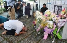 [Photo] Người dân Singapore nói lời vĩnh biệt ông Lý Quang Diệu