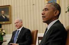Quan hệ Mỹ và Israel tiếp tục phát sinh những mâu thuẫn mới