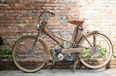 Thú chơi xe máy cổ Mobylette của người dân ở TP Hồ Chí Minh