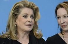Phim của Catherine Deneuve chiếu mở màn Liên hoan Cannes