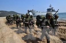 Mỹ và Hàn Quốc tiến hành đối thoại quốc phòng thường niên
