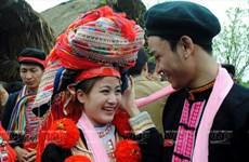 Nghi lễ cưới truyền thống đặc sắc của người Dao đỏ ở Tuyên Quang