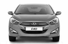 Hyundai công bố thông tin mới nhất về mẫu i40 cải tiến ở Anh