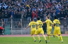 V-League: Thanh Hóa và Than Quảng Ninh bỏ xa tất cả