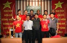 Chính thức thành lập Hội cổ động viên bóng đá Việt Nam