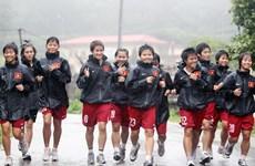 Tuyển nữ Việt Nam tập trung cho mục tiêu World Cup