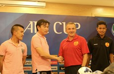 Đuối ở V-League, Hà Nội T&T dồn sức cho AFC Cup