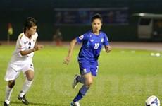 Đánh bại Myanmar, Thái Lan hẹn Việt Nam ở trận play-off