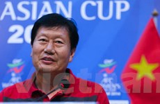 HLV Trần Vân Phát: Cảm ơn Triều Tiên, Việt Nam có thể tới World Cup