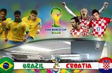 Brazil - Croatia: Sơ đồ chiến thuật liệu còn quan trọng không?
