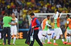 """Ở cấp độ đội tuyển, ông Fabio Capello chỉ là gã """"tay mơ"""""""