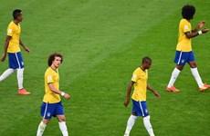 Những ngôi sao Brazil không giải thích nổi lý do bại trận