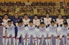 Tuyển thủ Futsal Việt Nam bị treo giò hai năm vì dùng doping