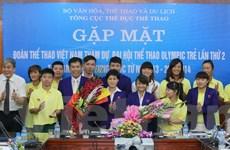 Ánh Viên và 12 VĐV Việt Nam lên đường dự Olympic trẻ