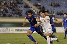 U19 Việt Nam thua sát nút Myanmar trong cơn mưa bàn thắng