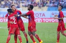 Đè bẹp nhà vô địch Myanmar, Bình Dương xưng vương Mekong Cup 2014